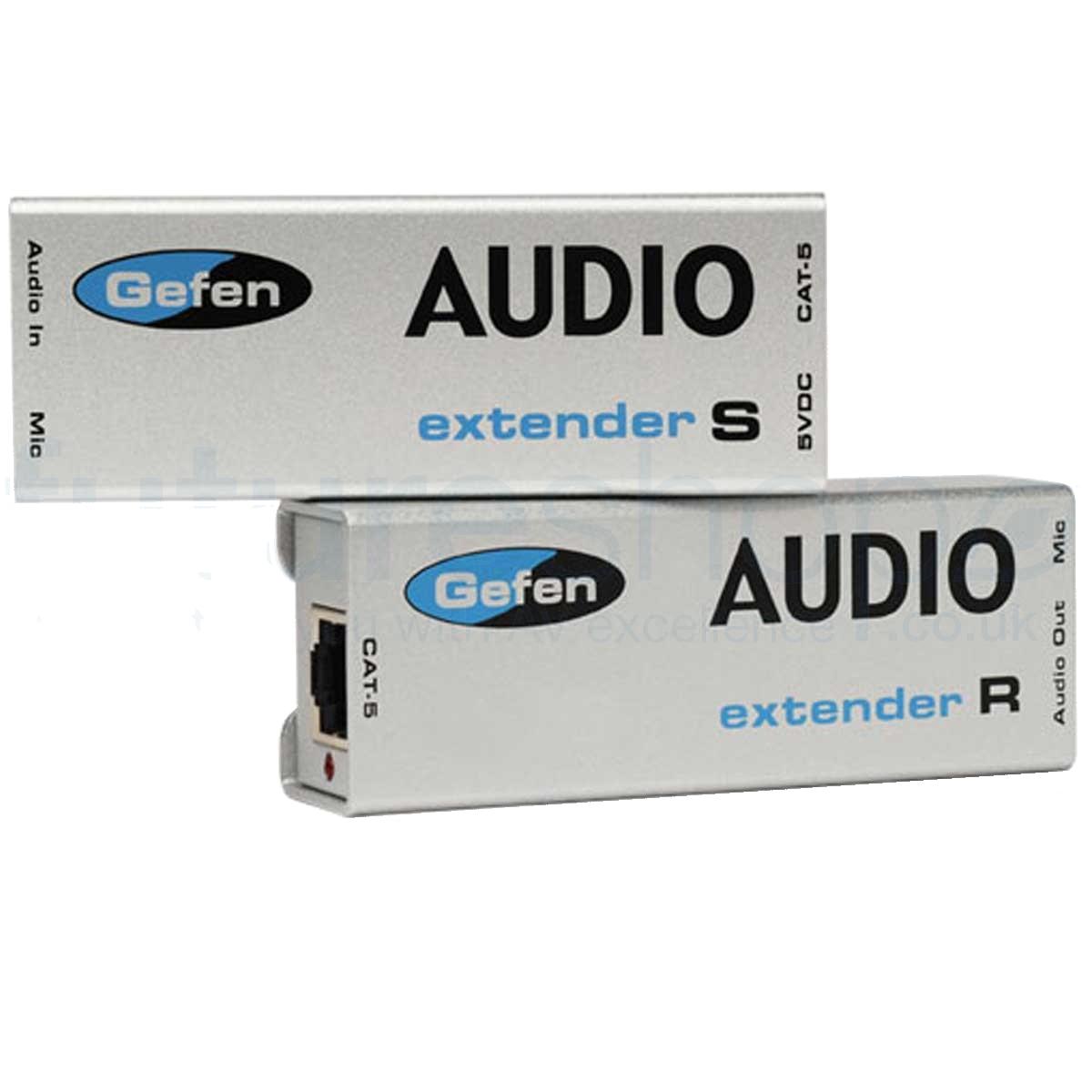 Audio Extenders