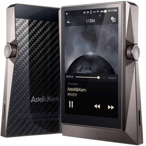 Astell&Kern DAPs