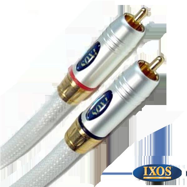 Ixos Phono/RCA Cables