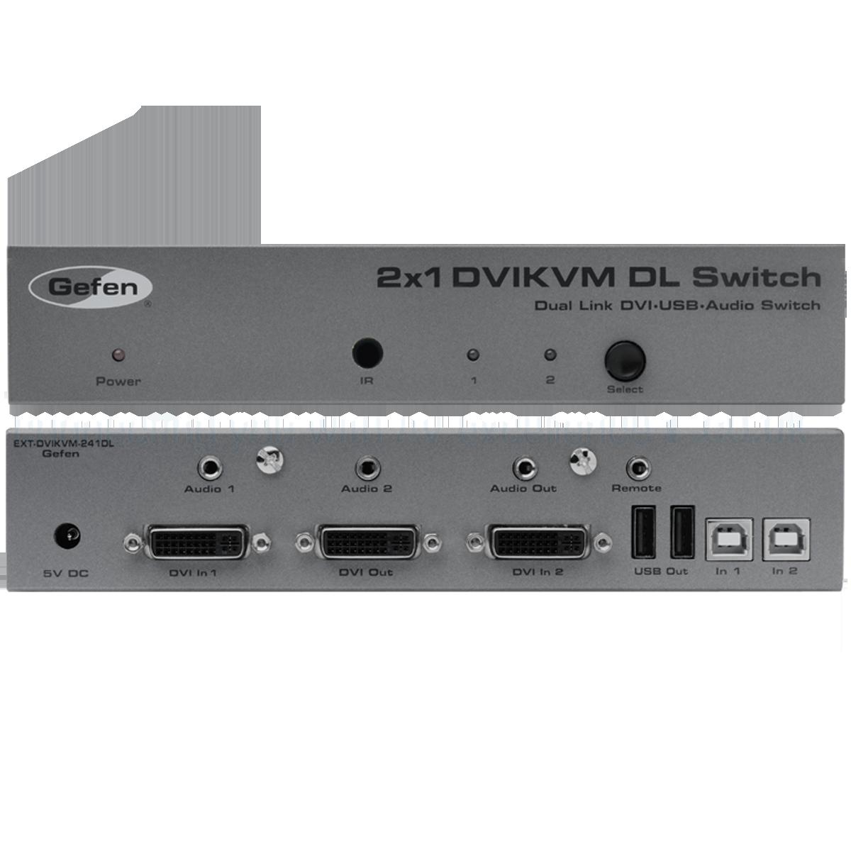 DVI KVM Switchers