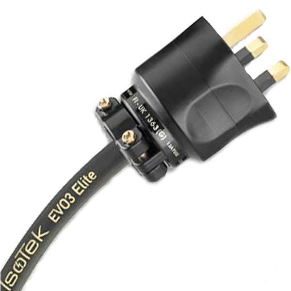 IsoTek Mains Power Cables