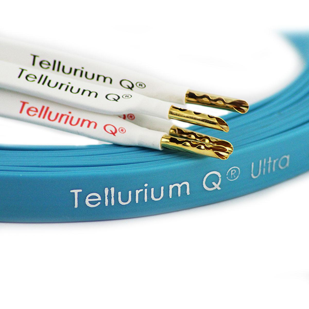 Tellurium Q Ultra Blue Speaker Cable - Custom Length | Future Shop