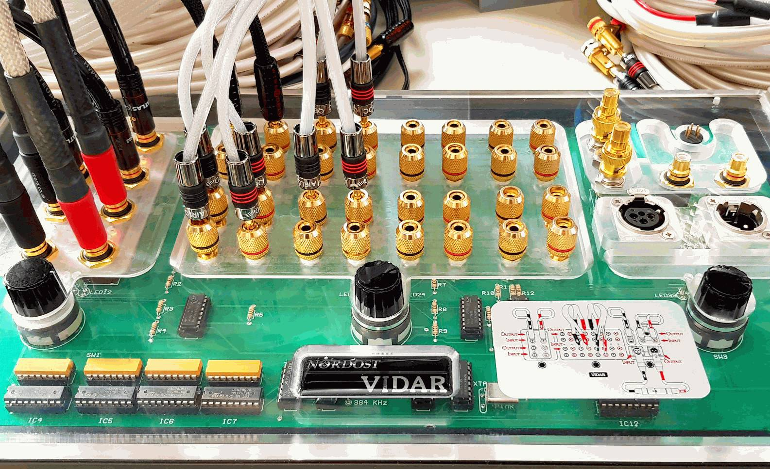 Nordost Vidar Burn-in Machine