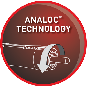 QED Analoc technology